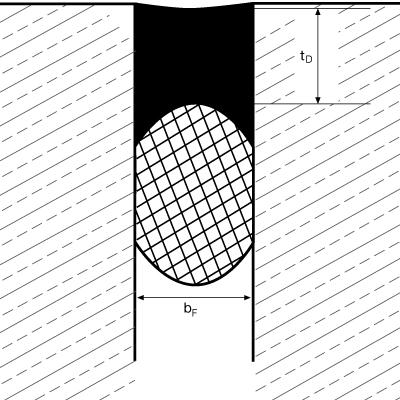 5 Die konstruktiven Voraussetzungen zur Fugenabdichtung in IVD-Merkblatt 1 - Abdichtung von Bodenfugen mit elastischen Dichtstoffen auf www.abdichten.de