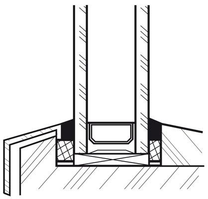 4 Unterscheidung nach Konstruktionstypen in IVD-Merkblatt 13 - Glasabdichtung an Holz-Metall-Fensterkonstruktionen mit Dichtstoffen auf www.abdichten.de